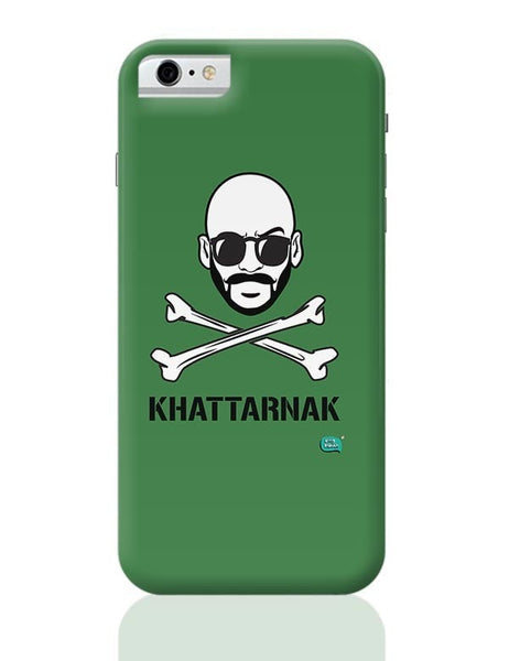 Being Indian Sahil Khattar Khattarnaak iPhone 6 / 6S Covers Cases