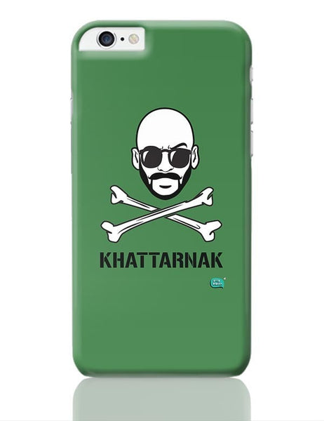 Being Indian Sahil Khattar Khattarnaak iPhone 6 Plus / 6S Plus Covers Cases Online India