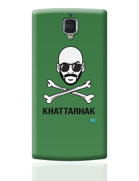 Being Indian Sahil Khattar Khattarnaak OnePlus 3 Covers Cases Online India