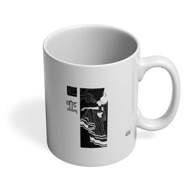 Weed Room Illustration Coffee Mug Online India