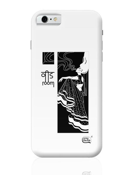Weed Room Illustration iPhone 6 / 6S Covers Cases
