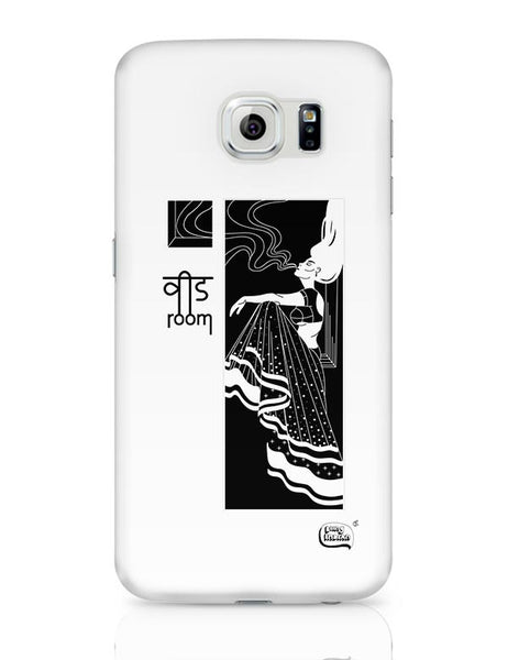 Weed Room Illustration Samsung Galaxy S6 Covers Cases Online India