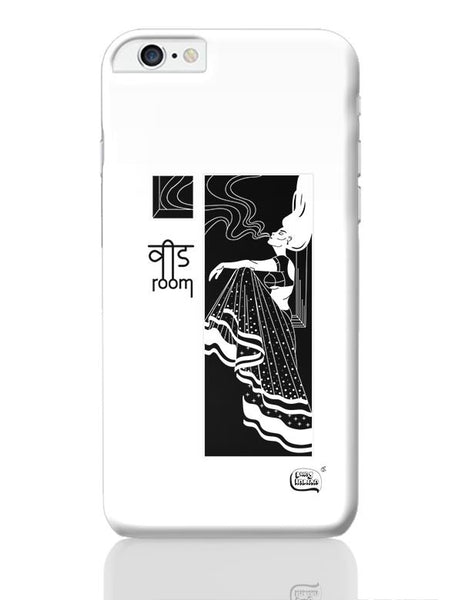 Weed Room Illustration iPhone 6 Plus / 6S Plus Covers Cases Online India