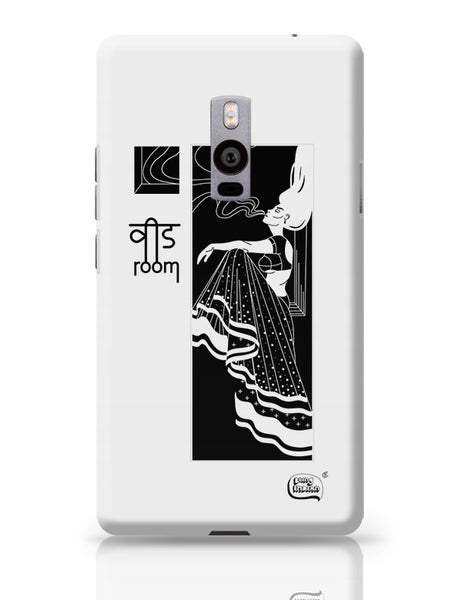 Weed Room Illustration OnePlus Two Covers Cases Online India