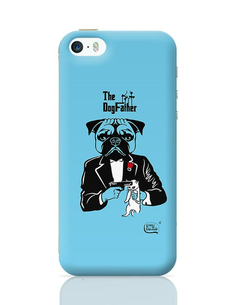 The Dogfather | Godfather Parody  iPhone 5/5S Covers Cases Online India