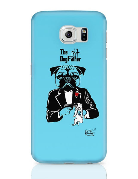 The Dogfather | Godfather Parody  Samsung Galaxy S6 Covers Cases Online India