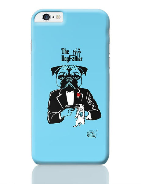 The Dogfather | Godfather Parody  iPhone 6 Plus / 6S Plus Covers Cases Online India