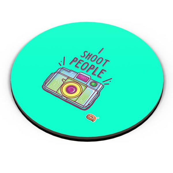 I Shoot People | Photography  Fridge Magnet Online India