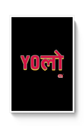 Yolo Poster Online India