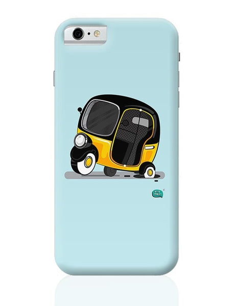 Auto Rickshaw in pot Hole | Typical Mumbai iPhone 6 / 6S Covers Cases