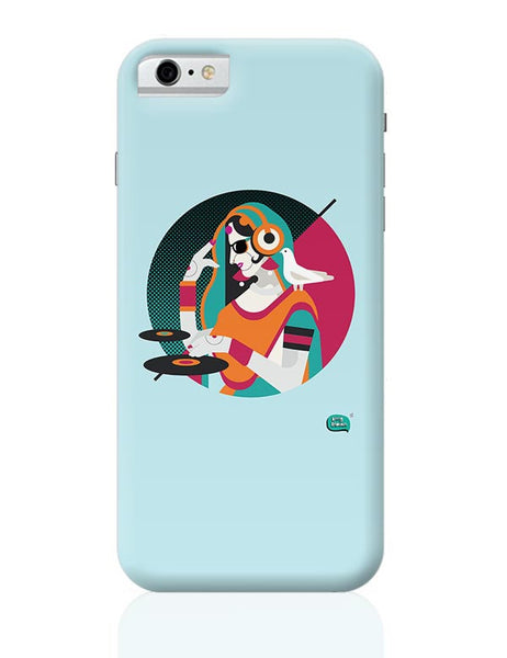 Dj Girl Desi Quirk iPhone 6 6S Covers Cases Online India