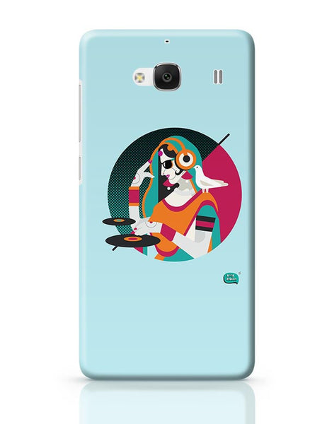 Dj Girl Desi Quirk Redmi 2 / Redmi 2 Prime Covers Cases Online India