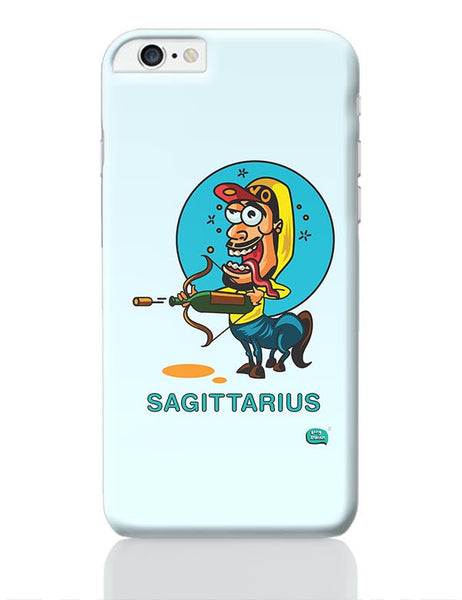 Saggitarius Funny Zodiac Illustration iPhone 6 Plus / 6S Plus Covers Cases Online India