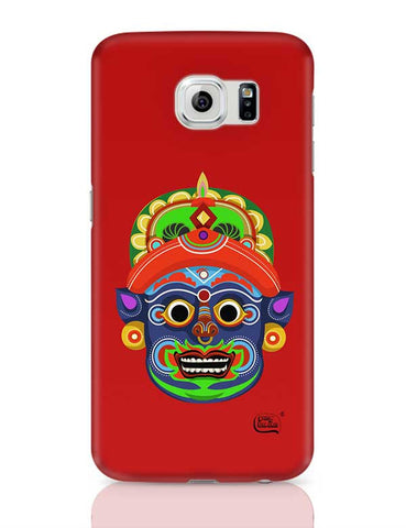 Kathakali Face Illustration Samsung Galaxy S6 Covers Cases Online India