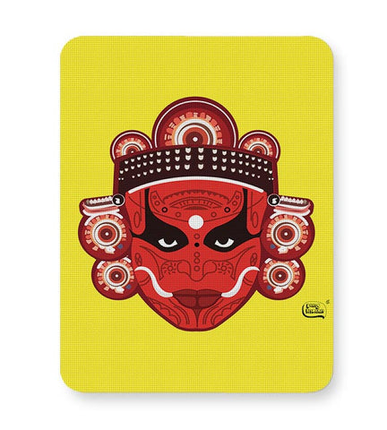 Gloria Illustration Mousepad Online India