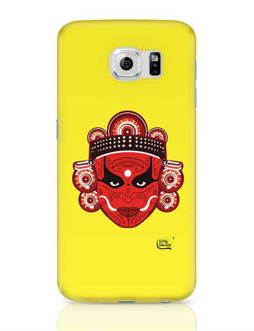 Gloria Illustration Samsung Galaxy S6 Covers Cases Online India