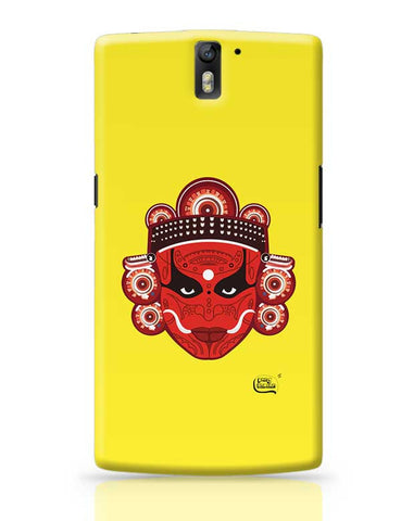 Gloria Illustration OnePlus One Covers Cases Online India