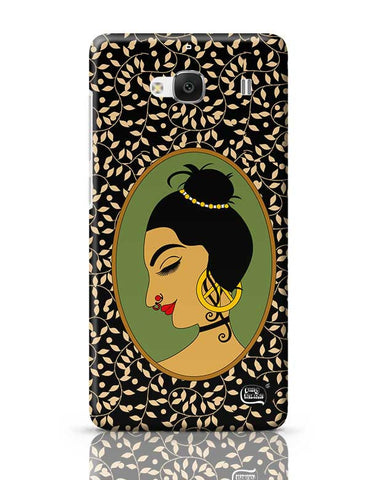 Rakasa Face Illustration Redmi 2 / Redmi 2 Prime Covers Cases Online India