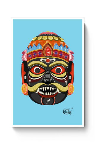Anaar Illustration Poster Online India