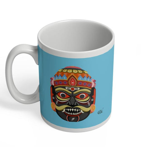 Anaar Illustration Coffee Mug Online India