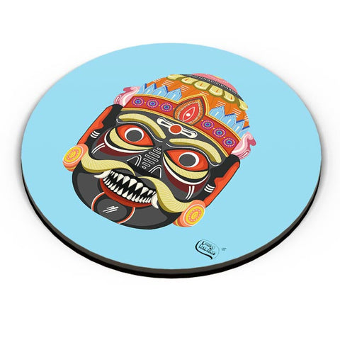 Anaar Illustration Fridge Magnet Online India