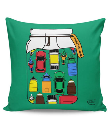 Bomb!  Illustration Cushion Cover Online India