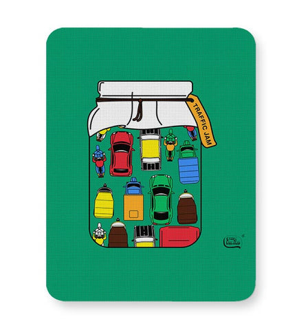 Bomb!  Illustration Mousepad Online India