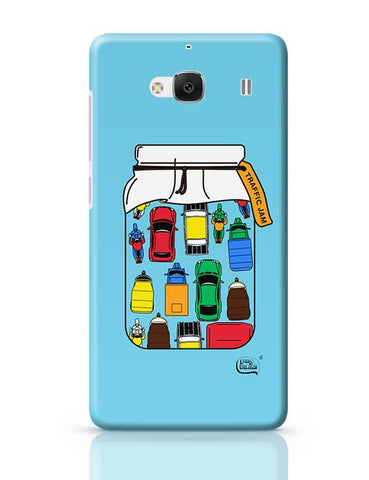 Bomb!  Illustration Redmi 2 / Redmi 2 Prime Covers Cases Online India