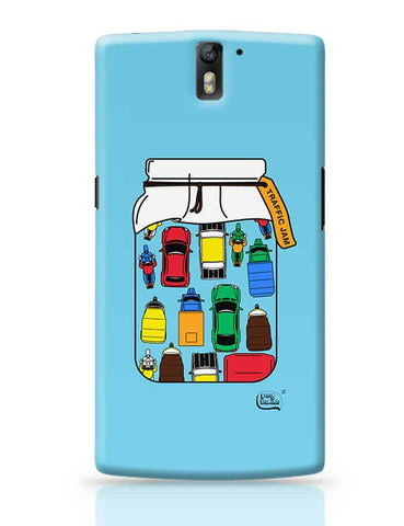 Bomb!  Illustration OnePlus One Covers Cases Online India