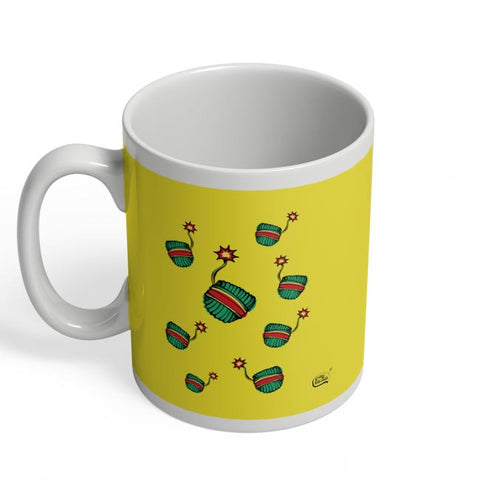 Baap Re Baap  Illustration Coffee Mug Online India