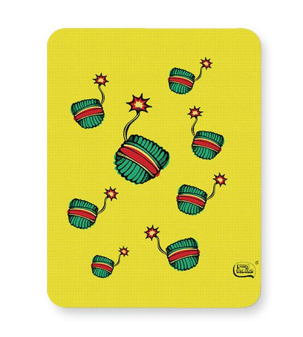 Baap Re Baap  Illustration Mousepad Online India