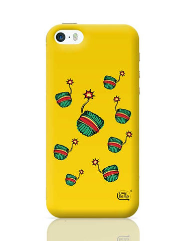 Baap Re Baap  Illustration iPhone 5/5S Covers Cases Online India