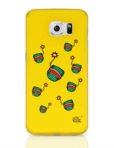 Baap Re Baap  Illustration Samsung Galaxy S6 Covers Cases Online India