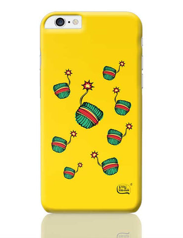 Baap Re Baap  Illustration iPhone 6 Plus / 6S Plus Covers Cases Online India
