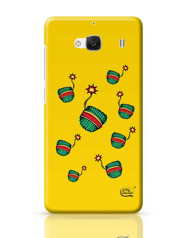 Baap Re Baap  Illustration Redmi 2 / Redmi 2 Prime Covers Cases Online India
