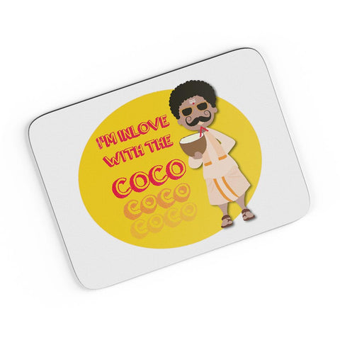 Coco A4 Mousepad Online India