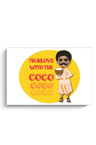 Posters Online | Coco Poster Online India | Designed by: Mehma Atwal