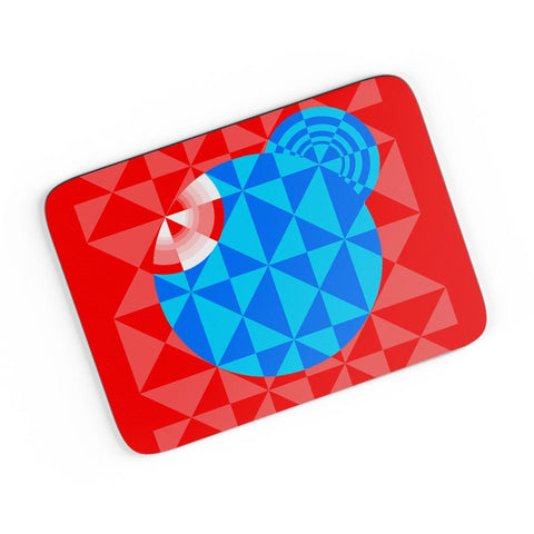 Geometry A4 Mousepad Online India
