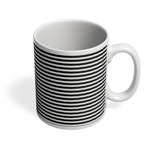 Coffee Mugs Online | Stripes Coffee Mug Online India