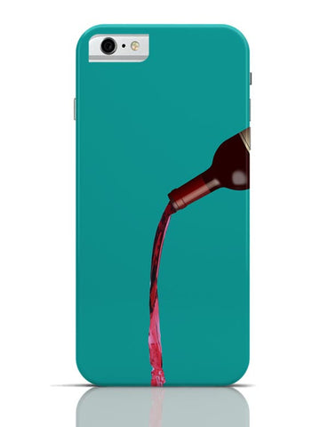 Over Wine iPhone 6 6S Covers Cases Online India
