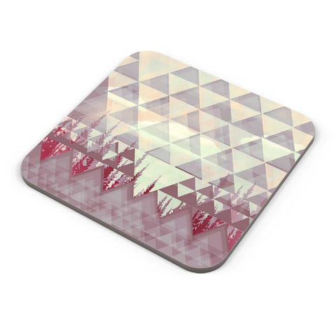 Buy Coasters Online | Abstract Shapes Coaster Online India | PosterGuy.in