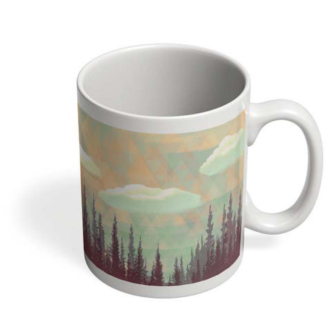 Coffee Mugs Online | Abstract Sky Mug Online India