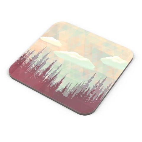 Buy Coasters Online | Abstract Sky Coaster Online India | PosterGuy.in