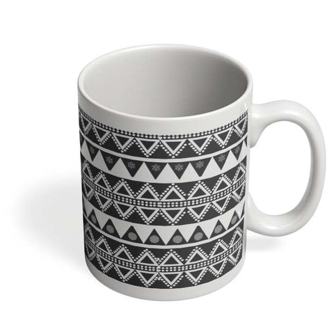 Coffee Mugs Online | Tribal Pattern Mug Online India