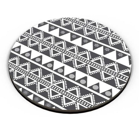 PosterGuy | Tribal Pattern Fridge Magnet Online India by Susheelicious