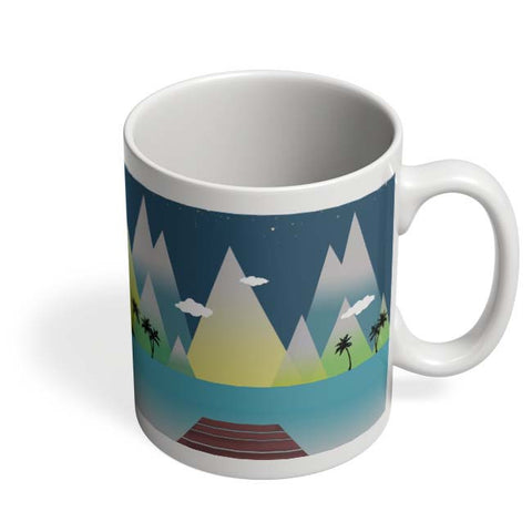 Coffee Mugs Online | By The Ocean Mug Online India