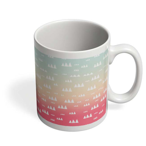 Coffee Mugs Online | Mountains Love Mug Online India
