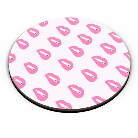 PosterGuy | Lips Fridge Magnet Online India by Susheelicious