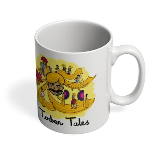 Coffee Mugs Online | Turban Tales Coffee Mug Online India