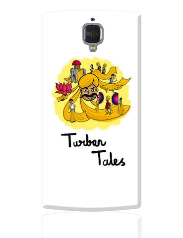 Turban Tales OnePlus 3 Cover Online India